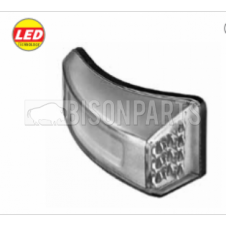 VOLVO FH, FM VERSION 4 (2013 ON) CLEAR LED INDICATOR - LH/NS