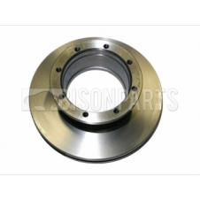 MERCEDES ATEGO I 1998-2004 REAR BRAKE DISC - 17.5