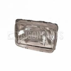HEADLAMP GLASS ONLY DRIVER SIDE RH