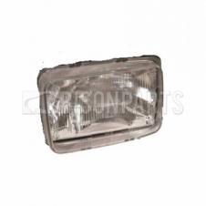 HEADLAMP GLASS ONLY PASSENGER SIDE LH