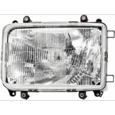 HEADLAMP ASSEMBLY PASSENGER SIDE LH