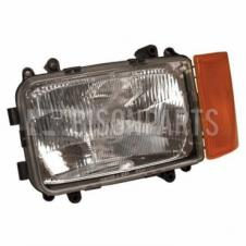 HEADLAMP & INDICATOR ASSEMBLY PASSENGER SIDE LH