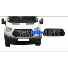 FORD TRANSIT MK8 (2014 ON) FRONT BUMPER GRILLE  (NO BADGE)