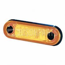 MARKER LAMP AMBER LED 10-33 VOLT