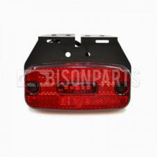 MARKER LAMP RED LED 10-30 VOLT