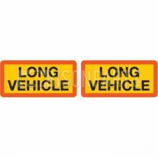 MARKER BOARD TYPE 5 LONG VEHICLE SELF ADHESIVE (PAIRS)
