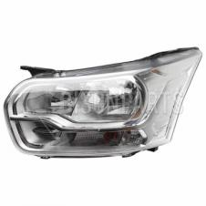 FORD TRANSIT MK8 (2014 ON) HEADLAMP C/W MOTOR - LH/NS