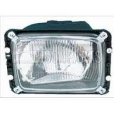 LEFT HAND DRIVE HEADLAMP LH PASSENGER SIDE