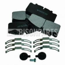BMC BUS BRAKE PAD SET c/w FITTING KIT
