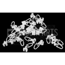 RENAULT DRIVERS CAB CURTAIN HOOKS (PACK OF 25)