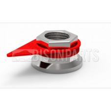 17MM WHEEL NUT INDICATOR RED (EACH)