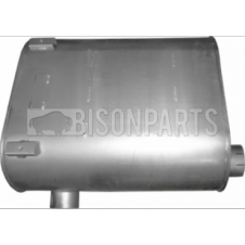 RENAULT PREMIUM EXHAUST SILENCER BOX
