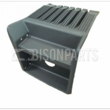 Scania 4 Series P & R Cab (95-04) 5 Series P & R Cab (04-10) Battery Box Cover Step Plastic Only