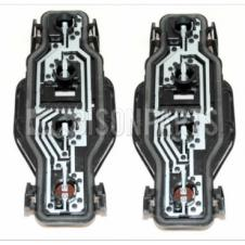 REAR BULB HOLDERS RH & LH (PAIR)