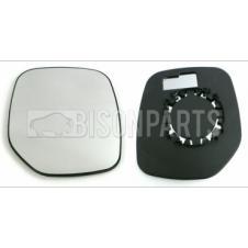 CITROEN BERLINGO & PEUGEOT PARTNER 1996-2010 MIRROR GLASS DRIVER SIDE RH