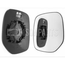 CITROEN BERLINGO & PEUGEOT PARTNER 1996-2010 HEATED MIRROR GLASS PASSENGER SIDE LH