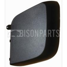 MERCEDES ACTROS MP4, ANTOS & AROCS BLACK WIDE ANGLE MIRROR BACK COVER PASSENGER SIDE LH