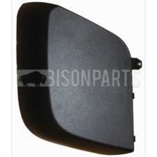 MERCEDES ACTROS MP4, ANTOS & AROCS BLACK WIDE ANGLE MIRROR BACK COVER DRIVER SIDE RH