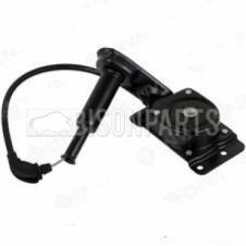 SPARE WHEEL CARRIER FOR REAR WHEEL DRIVE VANS WITH SINGLE WHEELS