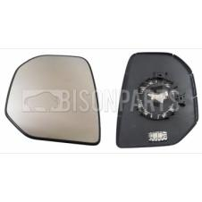 CITROEN BERLINGO & PEUGEOT PARTNER 2012-2016 & 2016 ONWARDS HEATED MIRROR GLASS DRIVER SIDE RH