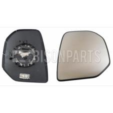 CITROEN BERLINGO & PEUGEOT PARTNER 2012-2016 & 2016 ONWARDS HEATED MIRROR GLASS PASSENGER SIDE LH