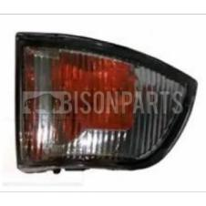 SMOKED MIRROR INDICATOR LENS PASSENGER SIDE LH