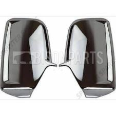 MERCEDES SPRINTER 2006 ONWARDS CHROME MIRROR BACK COVERS RH & LH (PAIR)