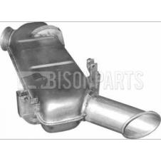 SCANIA PGRT SERIES EXHAUST SILENCER BOX
