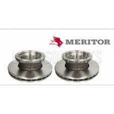 BRAKE DISC TO SUIT MERITOR LM, LMC, TA (Genuine Meritor)