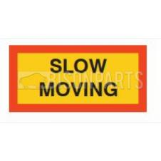 MARKER BOARD TYPE 5 SLOW MOVING ALUMINIUM (PAIR)