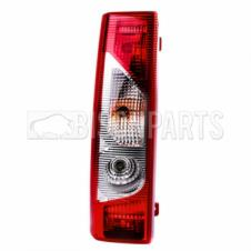 CITROEN, FIAT & PEUGEOT 2007 ONWARDS REAR LAMP LENS PASSENGER SIDE LH