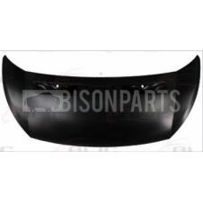 CITROEN DISPATCH & FIAT SCUDO & PEUGEOT EXPERT 2007-2016 FRONT BLACK BONNET