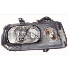 CITROEN, FIAT & PEUGEOT 2004-2007 HEADLAMP DRIVER SIDE RH