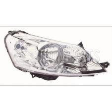 CITROEN, FIAT & PEUGEOT 2007-2017 HEADLAMP DRIVER SIDE RH