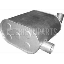 RENAULT PREMIUM (1996 ON) EXHAUST SILENCER BOX