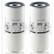 VOLVO FMX II 2013 ONWARDS ENGINE OIL FILTERS (PAIR)