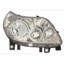 CITROEN RELAY, FIAT DUCATO & PEUGEOT BOXER 2011-2012 HEADLAMP DRIVER SIDE RH