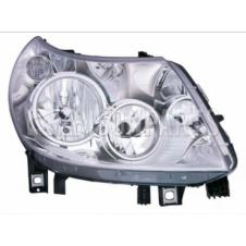 CITROEN, FIAT & PEUGEOT BOXER 2011-2012 HEADLAMP & DAYTIME RUNNING LIGHT DRIVER SIDE RH