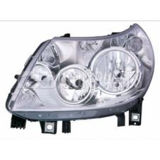 CITROEN, FIAT & PEUGEOT BOXER 2011-2012 HEADLAMP & DAYTIME RUNNING LIGHT PASSENGER SIDE LH