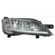 CITROEN RELAY & FIAT DUCATO 2014 ONWARDS HEADLAMP DRIVER SIDE RH