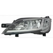CITROEN RELAY & FIAT DUCATO 2014 ONWARDS HEADLAMP PASSENGER SIDE LH
