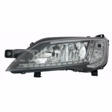 CITROEN RELAY & FIAT DUCATO 2014 ONWARDS HEADLAMP & DAYTIME RUNNING LIGHT PASSENGER SIDE LH