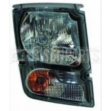VOLVO FE & FL 2006-2013 HEADLAMP GLASS ONLY DRIVER SIDE RH