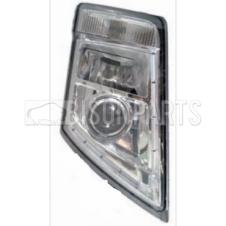 VOLVO FH & FM 2008-2013 HEADLAMP GLASS ONLY DRIVER SIDE RH
