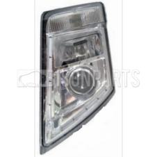 VOLVO FH & FM 2008-2013 HEADLAMP GLASS ONLY PASSENGER SIDE LH