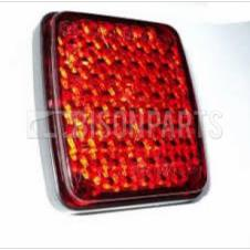 REAR RED REFLECTOR FITS RH & LH