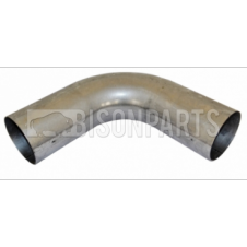 UNIVERSAL EXHAUST ELBOW PIPE OD4