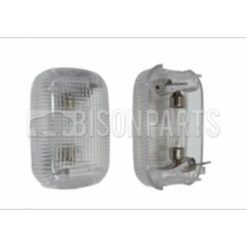 INTERIOR REAR LIGHT & BULB
