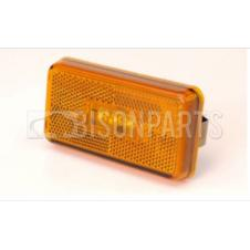 AMBER LED SIDE MARKER LAMP RH OR LH 24 VOLT