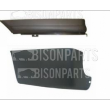 FORD TRANSIT MK6 & MK7 2000 - 2013 (SHORT, MEDIUM, LONG WHEEL BASE MODELS) REAR BUMPER CORNER LH/NS